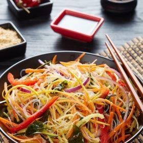 The Thai and Viet Veggie