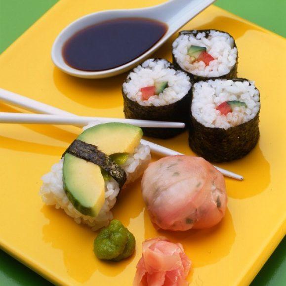 Sushi Nori Rolls (Nori Maki)