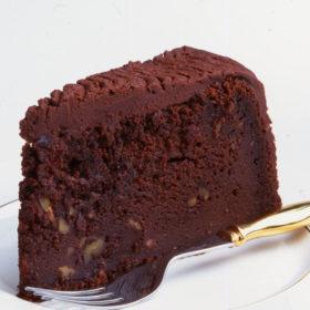 Chocolate Espresso and Roasted Pecan Torte