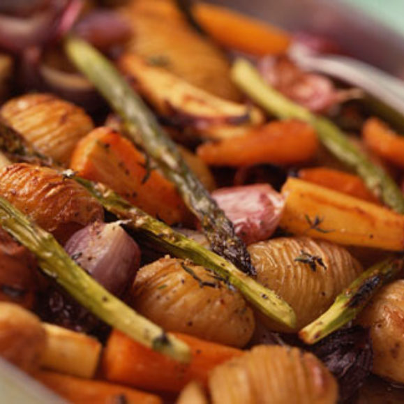 Roast Vegetables (for accompanying main dishes)
