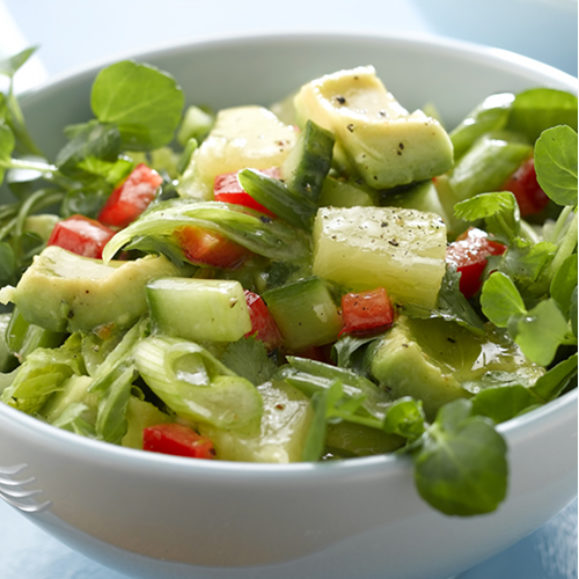 Avocado and Lime Salad