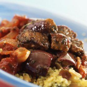 Couscous with Roast Vegetables