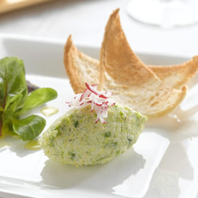 Brussels Sprout & Horseradish Pate