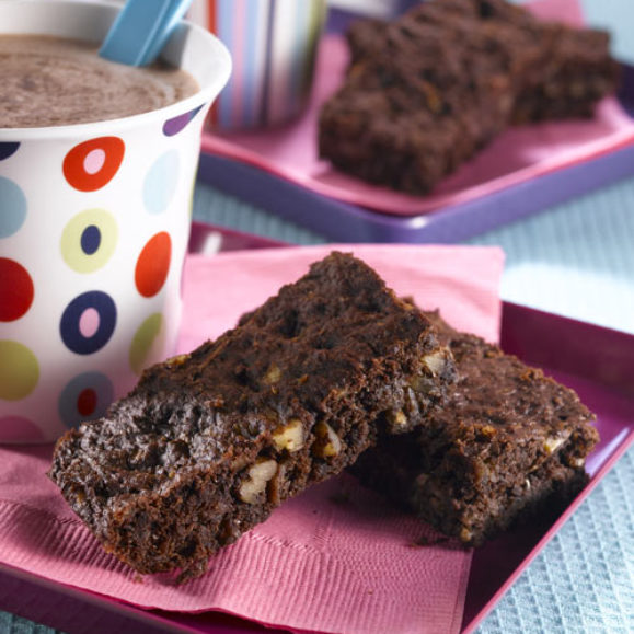 Surprise Chocolate Brownies