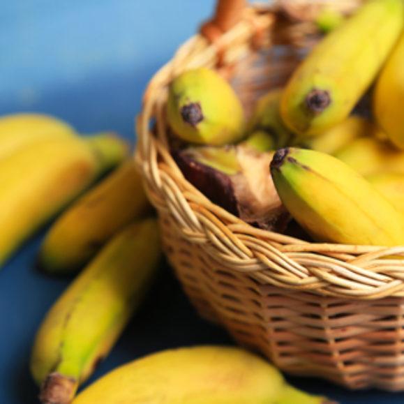 Baked Bananas with Lemon & Orange