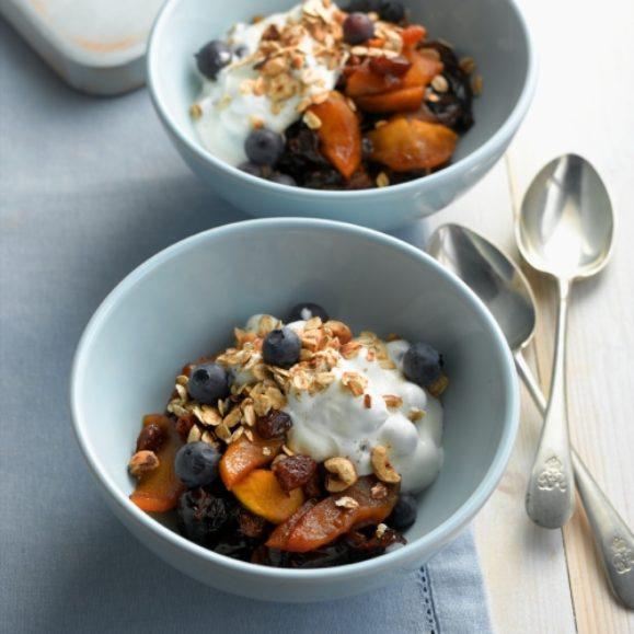 Breakfast Fruit Compote