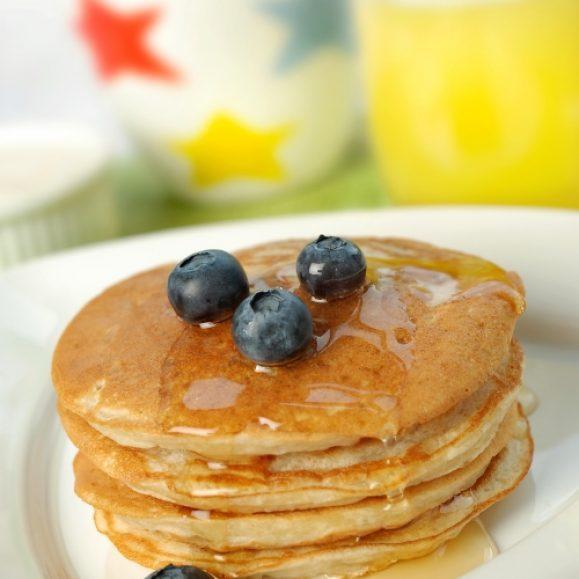 Patricia's Breakfast Pancakes
