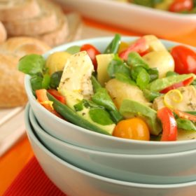 Simple But Hearty Salad