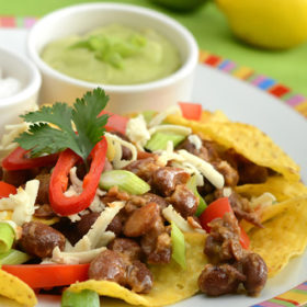 Refried beans – served your way