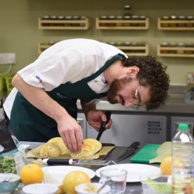The Professional Chefs' Diploma in Vegetarian and Vegan Cookery