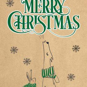 Christmas Cards – Singing Animals