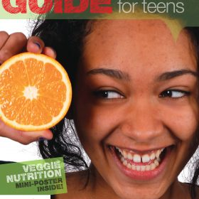 Veggie Guide for teens and parents