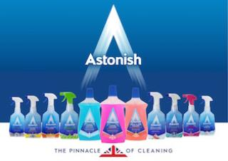 Astonish -The London Oil Refining Company Ltd
