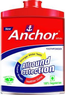 Anchor White Toothpowder