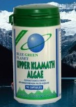 Klamath Lake Algae Tablets & Powder