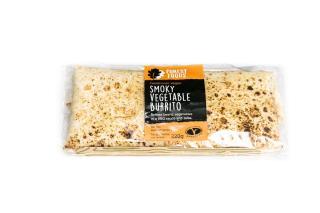 Wraps: Smoky Vegetable Burrito