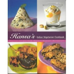 Hansa's Indian Vegetarian Cookbook