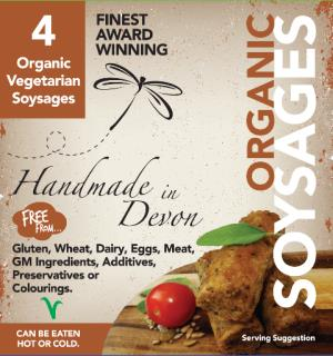 Organic Soysages