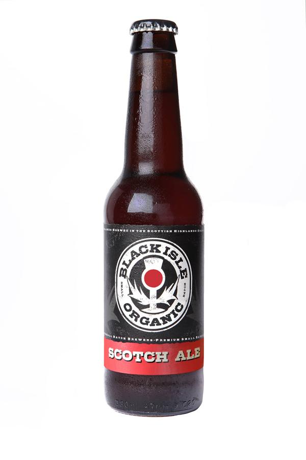 Black Isle Brewery Scotch Ale