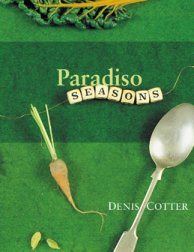 Paradiso Seasons Vegetarian Cookbook