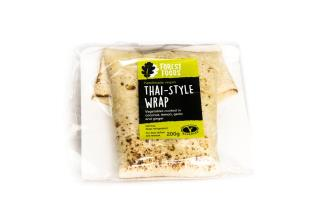 Wraps: Thai Wrap