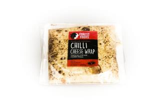 Wraps: Chilli Cheese Wrap
