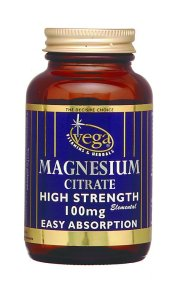 V-CapsTM Magnesium (Citrate) 100mg