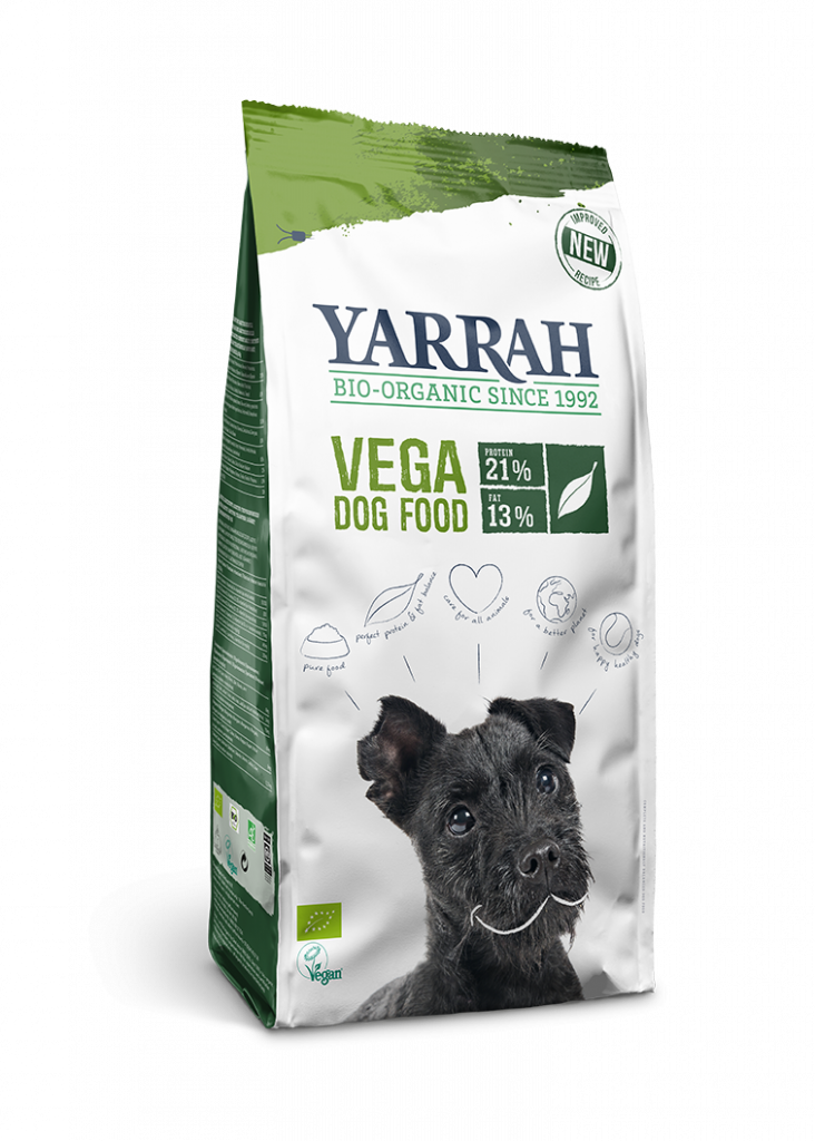 Organic Vegetarian Dog Food
