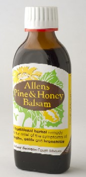 Allens Pine & Honey Syrup