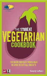 The Virgin Student Vegetarian Cookbook