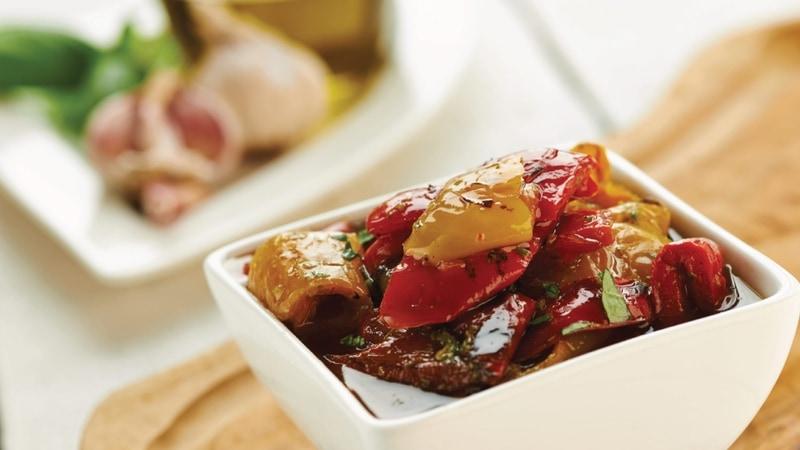 Peperoni Grigliate