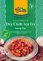 Spice Paste for Szechuan Kung Pao Stir-Fry