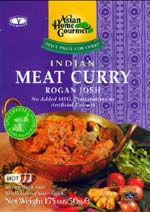 Spice Paste for Indian Meat Curry (Rogan Josh)