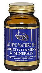 Active Mature 50+ Multivitamin & Minerals