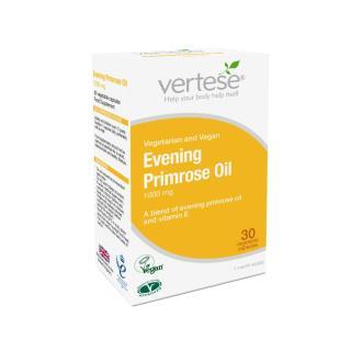 Vertese Evening Primrose Oil 30s