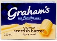 Graham's Butter – Salted