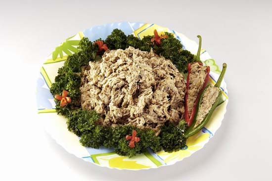 Vegetarian Mushroom Paste