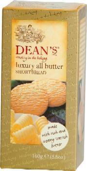 Butterscotch Shortbread Rounds