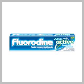 Flurodine Ultra Active Toothpaste