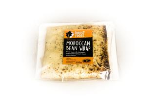 Wraps: Moroccan Bean