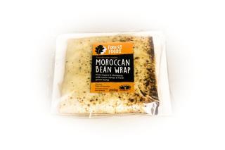 Wraps: Moroccan Bean