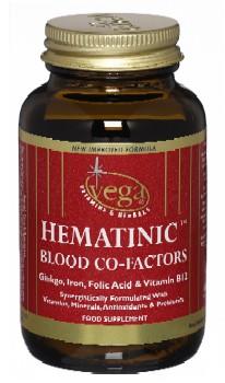 V-CapsTM Hematinic Blood Co-Factors