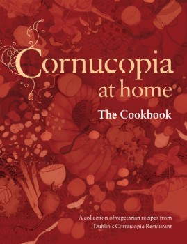 Cornucopia at Home, the cookbook