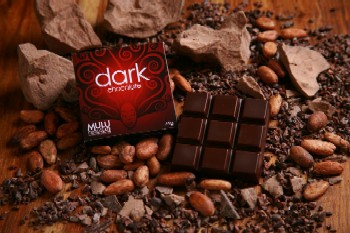 "Mulu Chocolate ""Dark"" Bar"