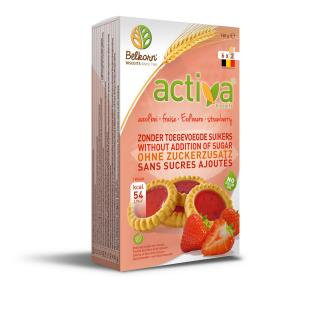 Activa Stawberry Biscuits
