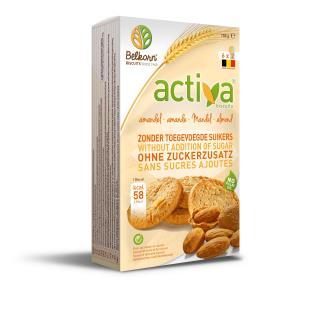 Activa Almond Biscuits