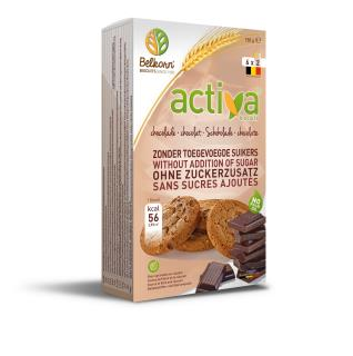 Activa Chocolate Biscuits