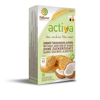 Activa Coconut Biscuits
