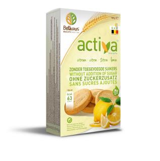 Activa Lemon Biscuits