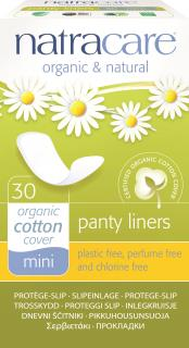 Natracare Panty Liner Mini Breathable